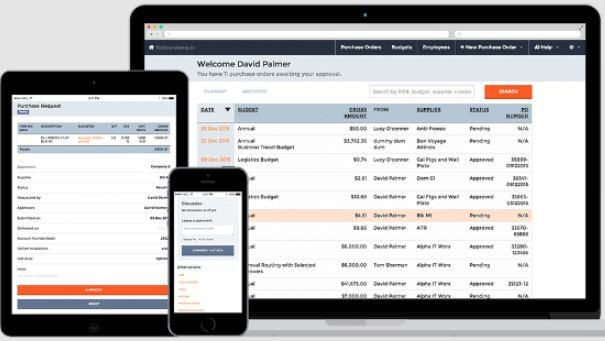 Digital procurement platform