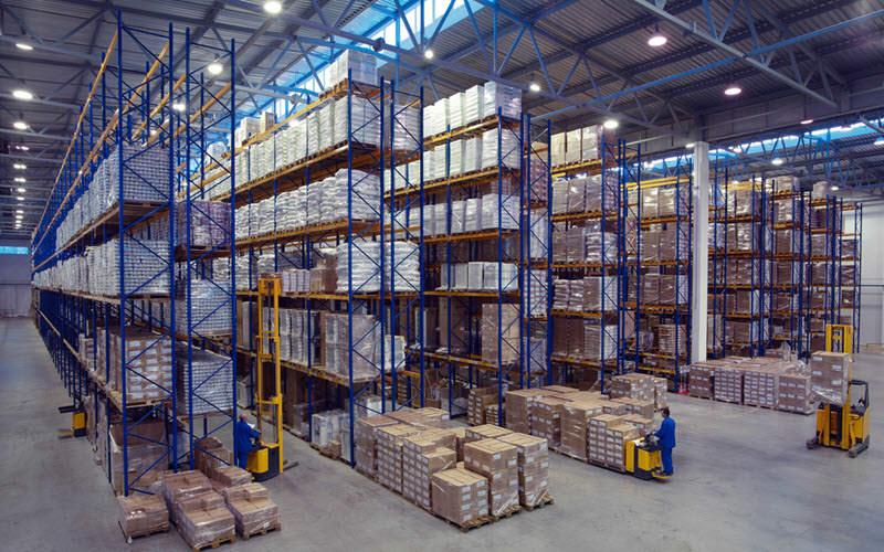 SIPMM - warehouse automation