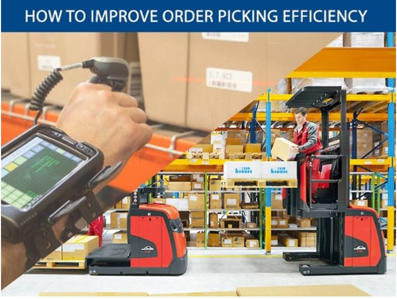 Order-Picking in a Warehouse