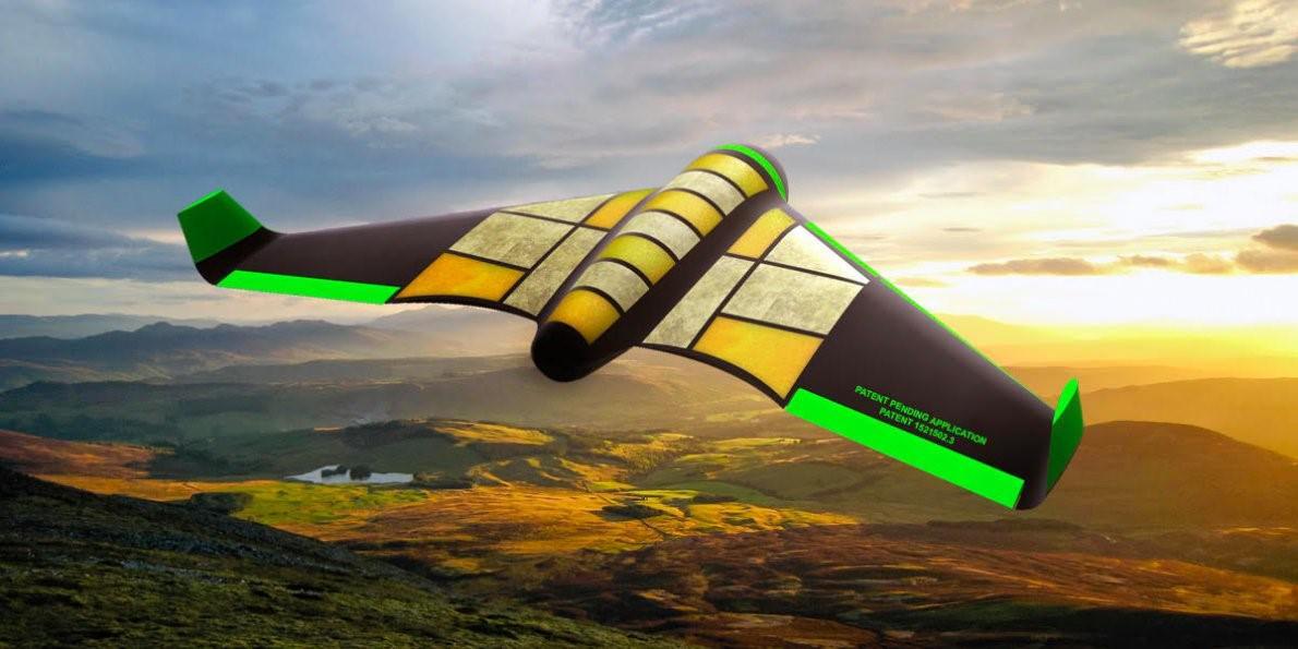 The Pouncer Edible Drone