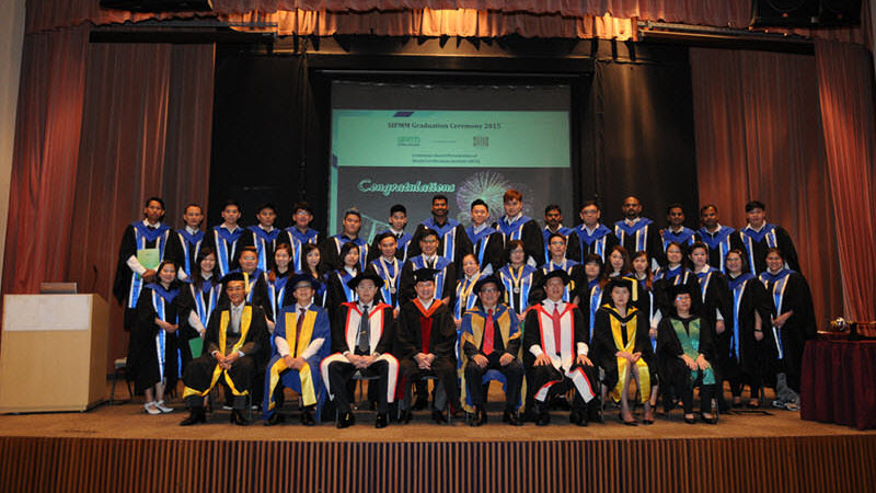 SIPMM Past Graduation Ceremonies