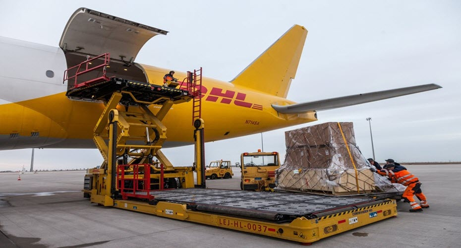 Air Freight DHL - SIPMM