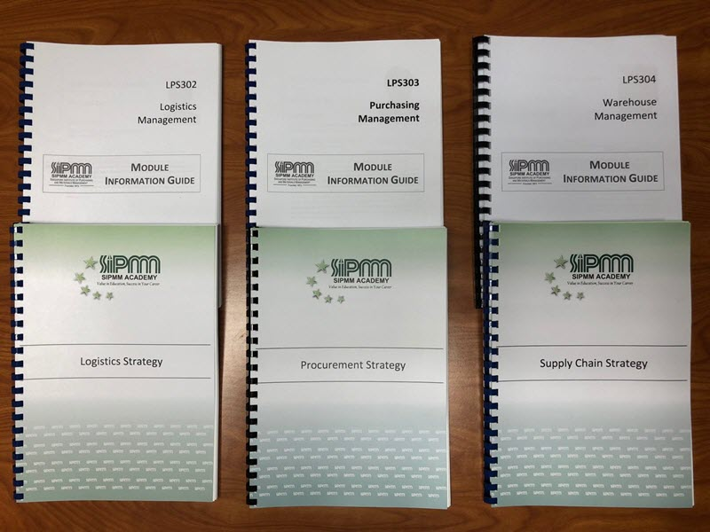 Course Materials - SIPMM