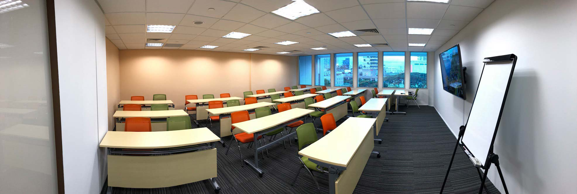 Training Classroom at SIPMM
