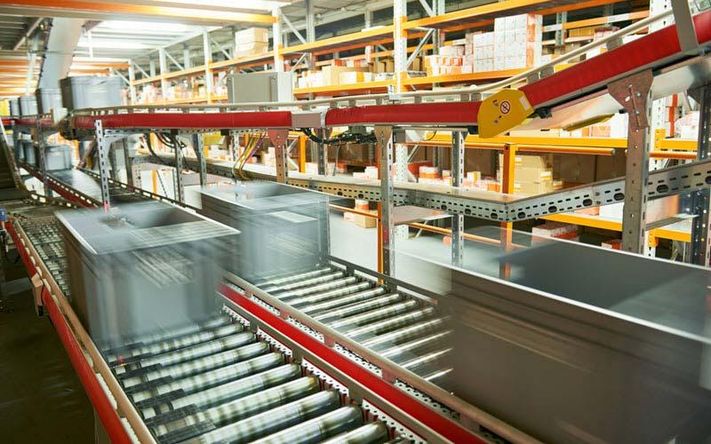 Automation Warehousing - SIPMM