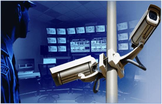 Surveillance Screen