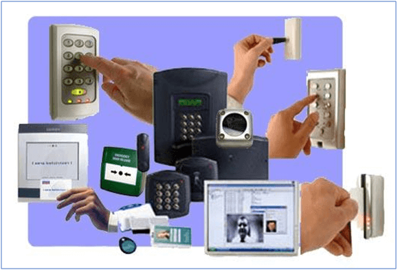 Various Security Devices