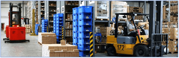typical operations in a Warehouse