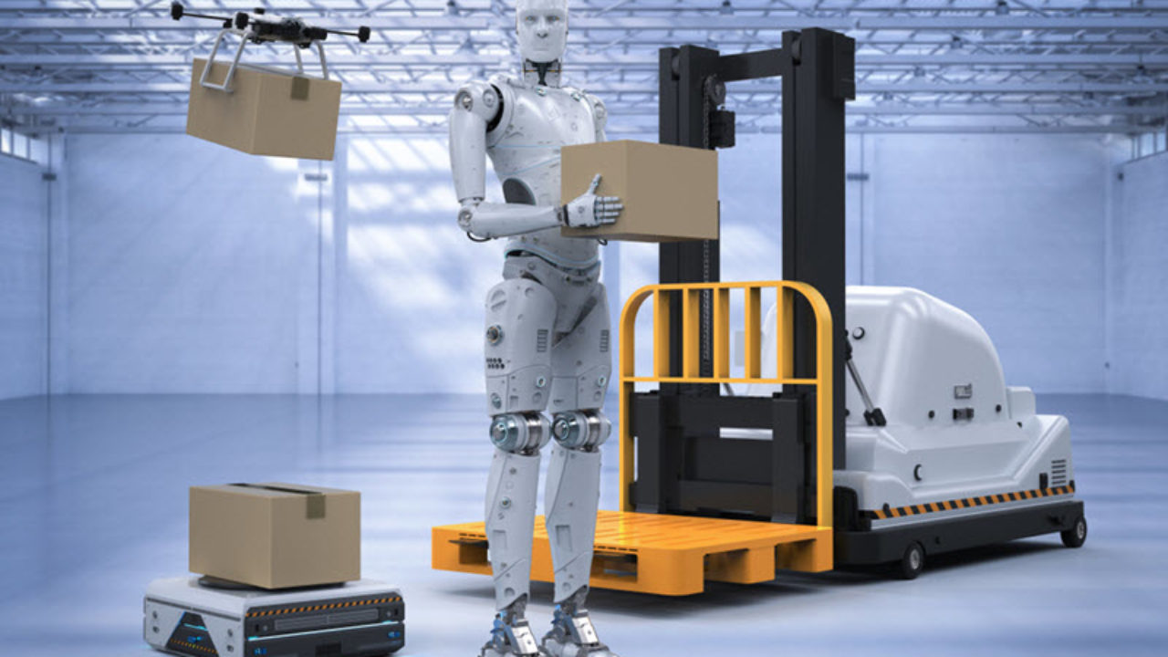 Warehouse Technologies for Effective Inventory Control