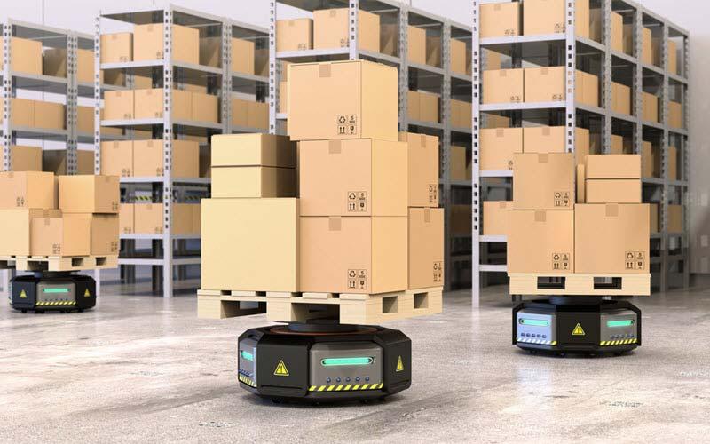Autonomous Vehicles Technology in Warehouse - SIPMM