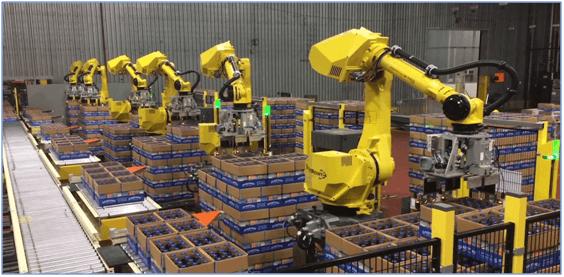 Robots for Inbound