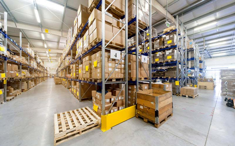 Warehouse Interior - SIPMM