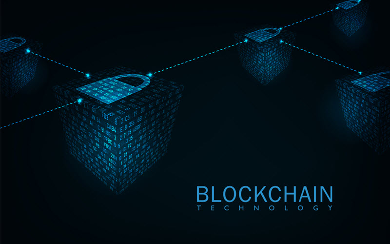 Blockchain technology concept - SIPMM