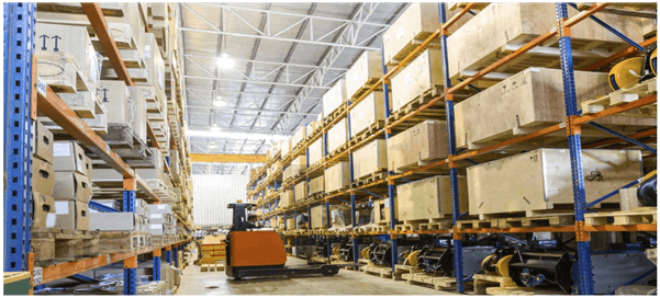 fifo warehouse environment
