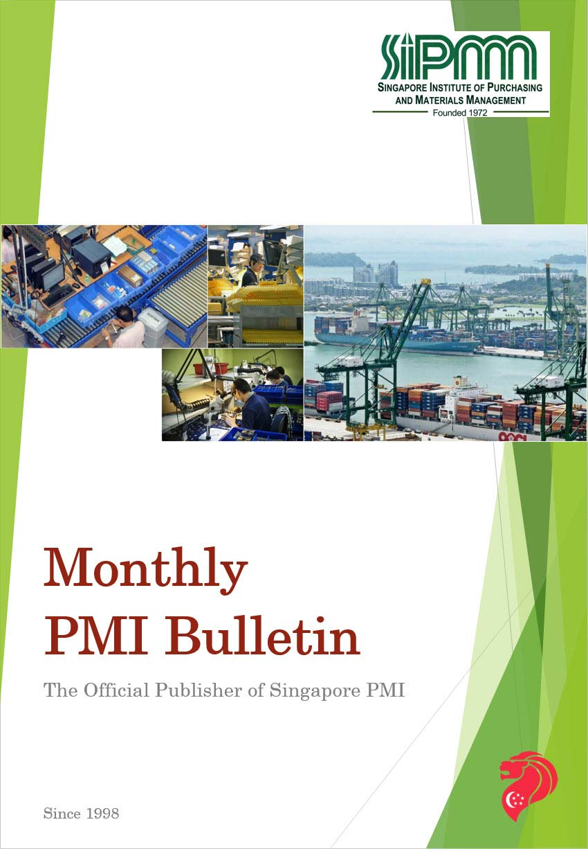 SIPMM Monthly PMI Bulletin Cover