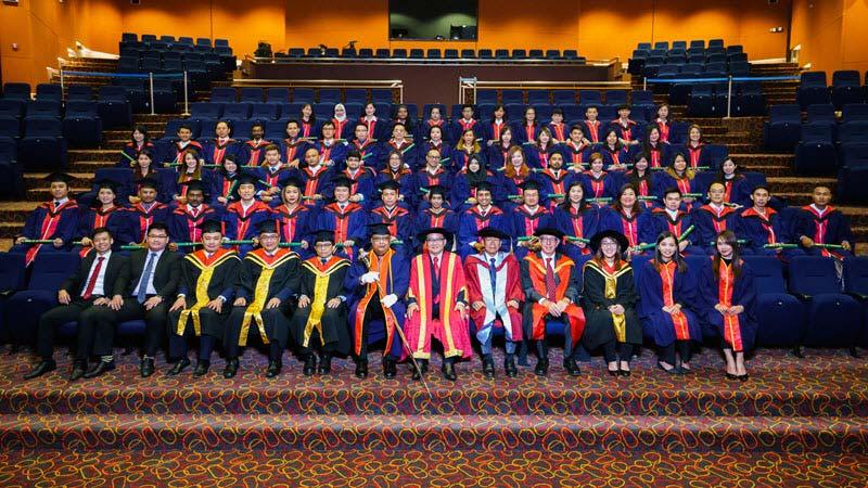 SIPMM Graduation Ceremony 2018
