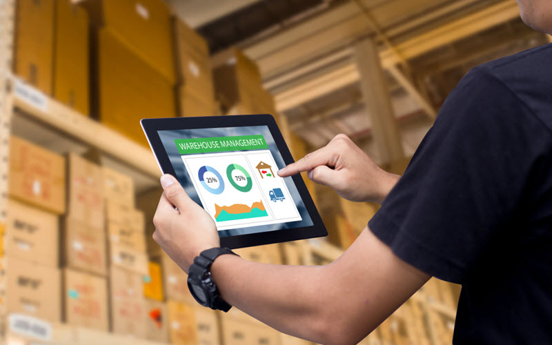 Warehouse System Management - SIPMM