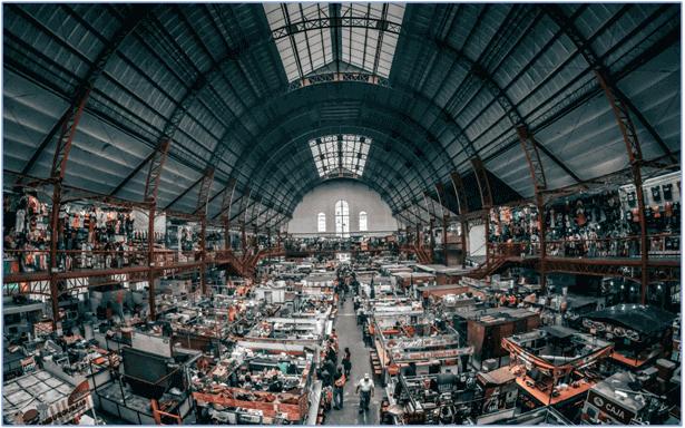 Data Analytics of the Marketplace