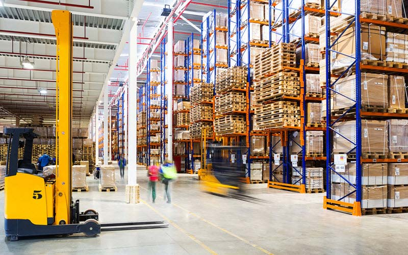 Distribution Centers in Warehouse - SIPMM