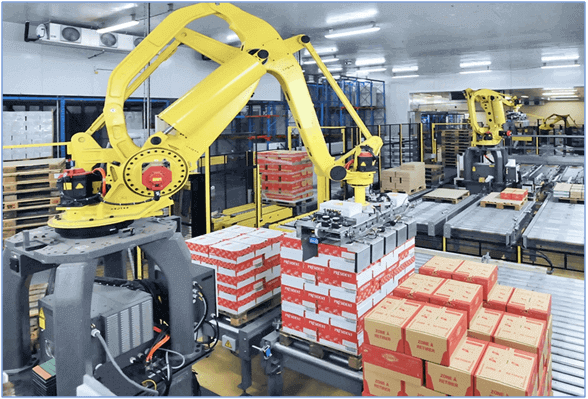 Picking Robotics