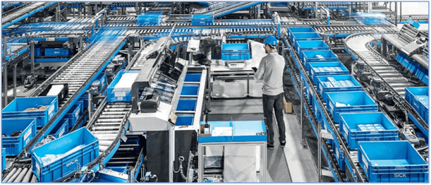 Smart, Digitised Sorting and Tracking