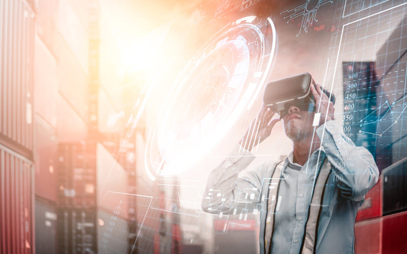 Virtual reality technology in industry 4.0 - SIPMM