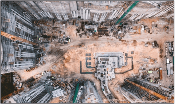 Blockchain in Construction