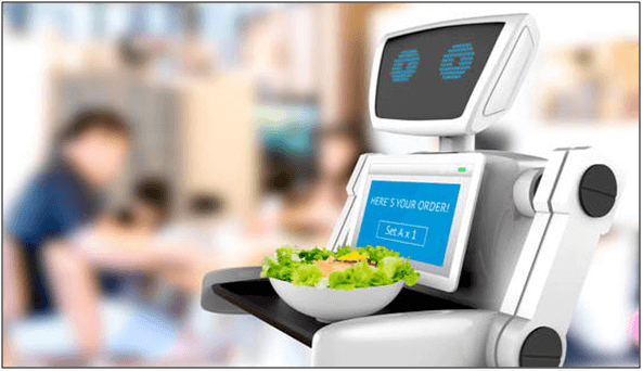 Food Services Currently Using Robots