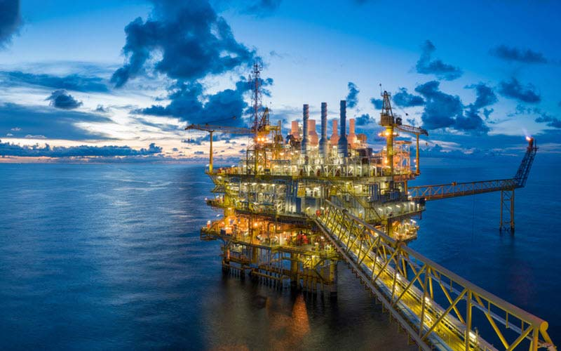 Oil and gas processing platform - SIPMM