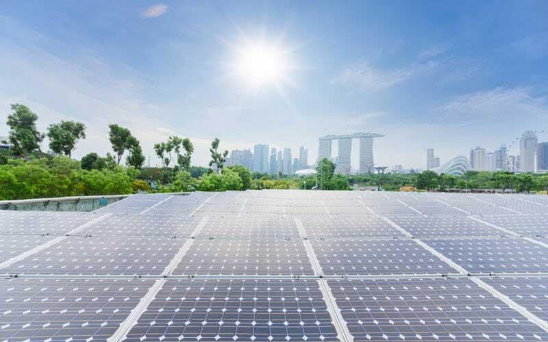 Sustainable Energy Solar Panel Singapore - SIPMM