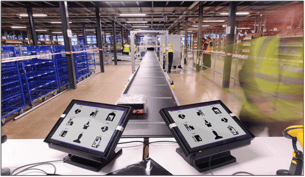 Warehousing and Inventory Tracking