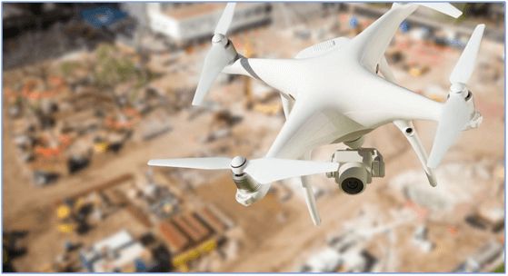 Drones for Construction Sector