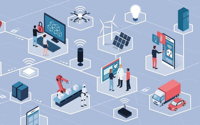 IoT Digital Supply Chain - SIPMM