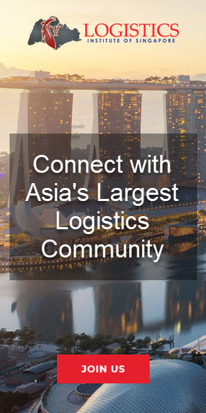 Logistics Institute of Singapore Ads