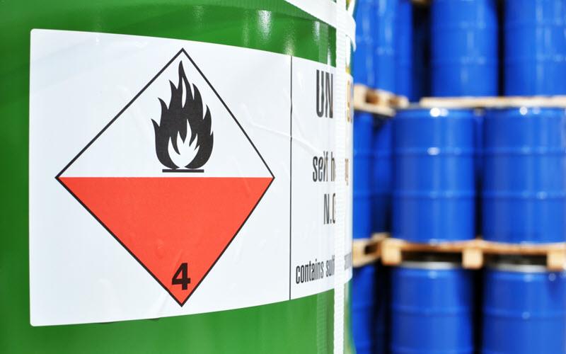 Dangerous Goods Logistics