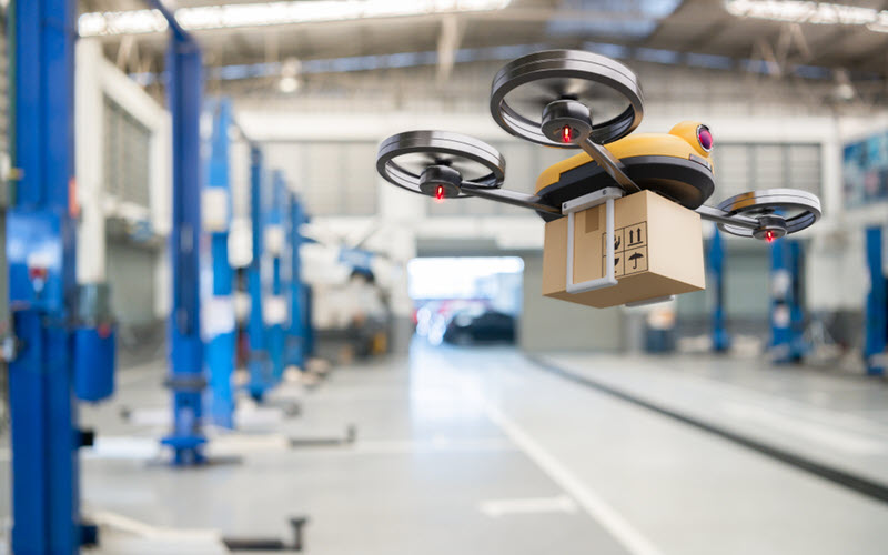 Technologies for Warehousing Productivity