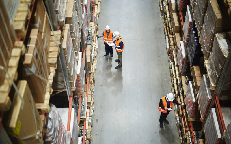 Warehousing for Inbound and Outbound Operations