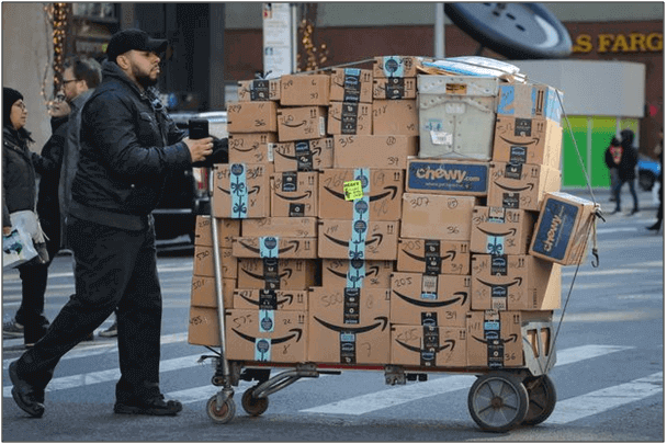 Delivery business