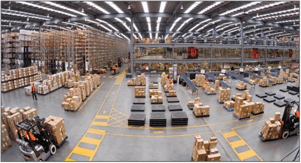 Safer Warehouse