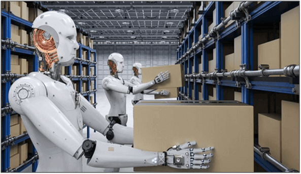 case warehouse robotics