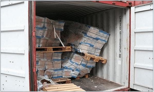 Damage Cargo
