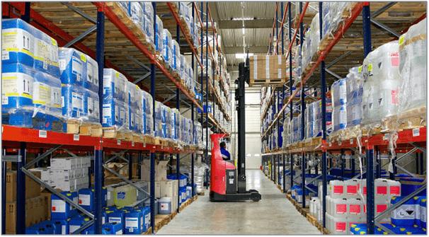 Import hub management