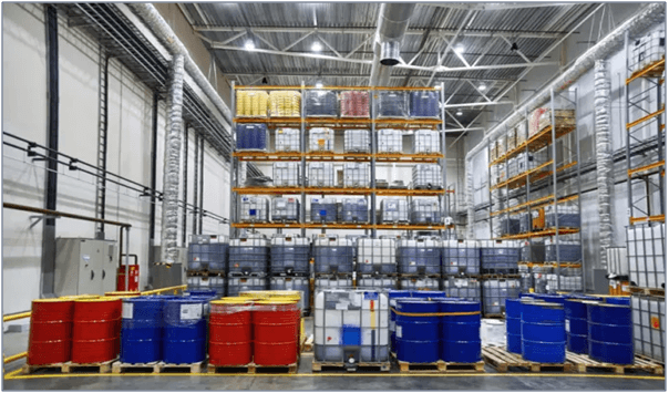 Warehousing and storage