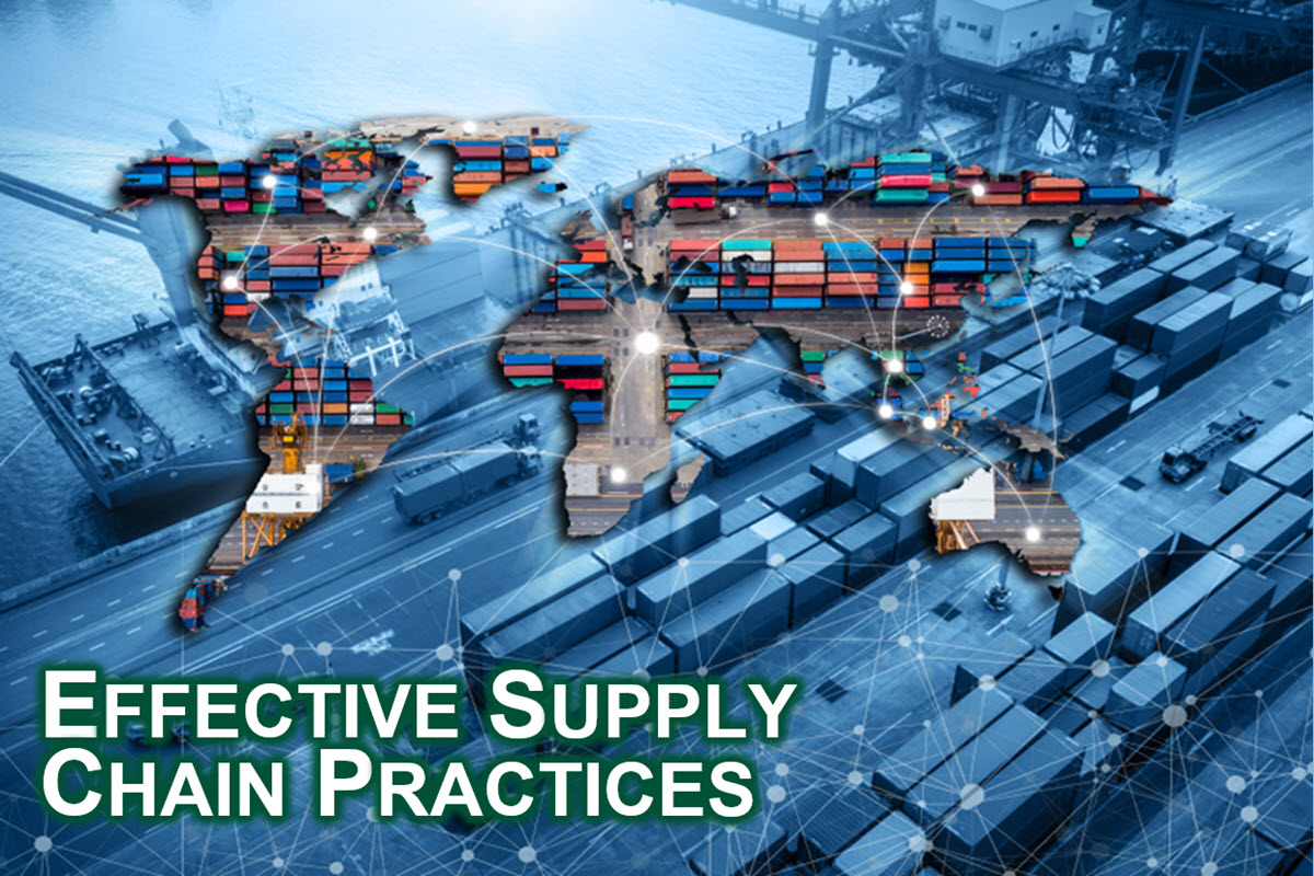 Effective Supply Chain Practices