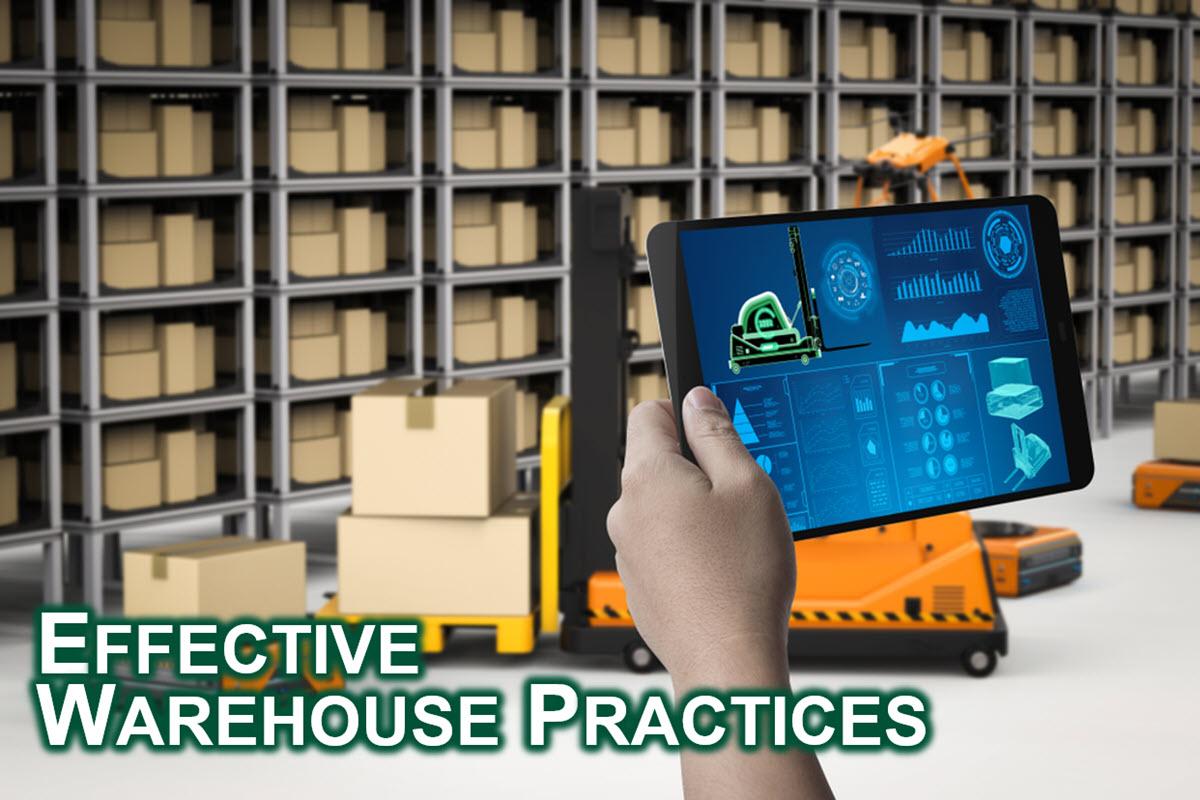 Effective Warehouse Practices