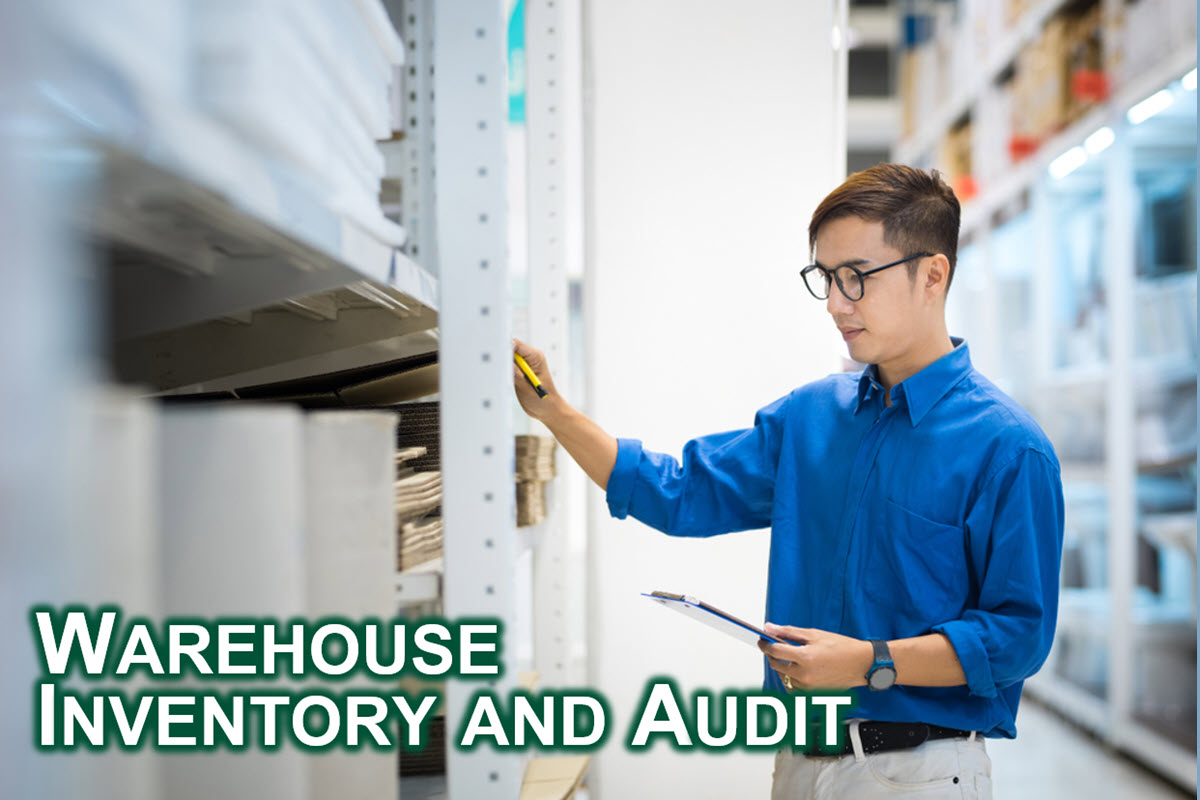 Warehouse Inventory and Audit